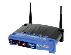 Configurações de Internet e Redes Wireless