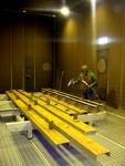 Recuperação total abrasivo - granalha