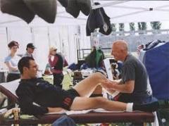 Massagens desportivas