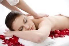 Massagem da cura do sono