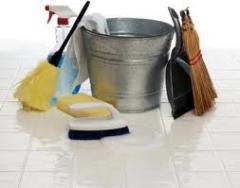 Limpezas diarias