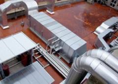 Intervenção e manutenção de areas industriais