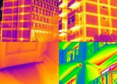 Termografia em edifícios
