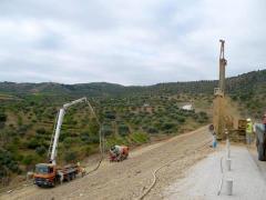 Instrumentação e monitorização geotécnica