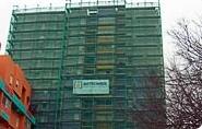 Isolamento térmico de fachadas e coberturas