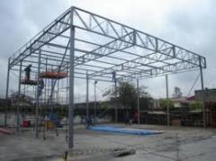 Edifícios com estrutura metálica