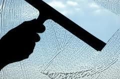 Limpeza vidros