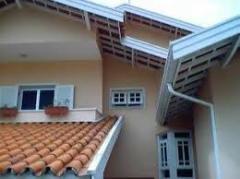 Recuperação e colocação de telhados