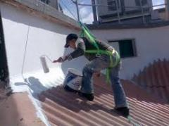 Trabalhos em telhados