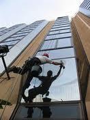 Trabalhos em fachadas