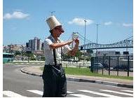 Foring( semáforos) - Entrega directa em viaturas junto de semáforos.
